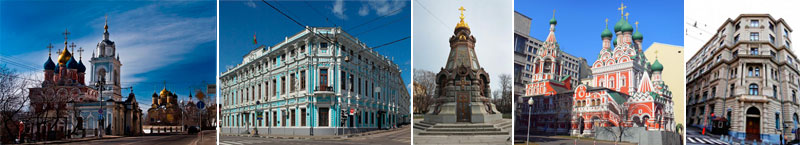 "The walking tour ""Kitay-gorod. Walk through the old street of Moscow"""