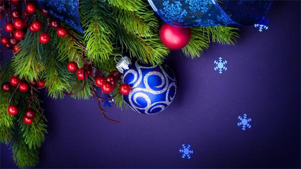 Новый год и Рождество 2018. Программа мероприятий.