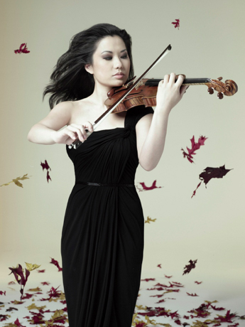 Концерт Сары Чанг