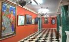Галерея Ильи Глазунова —красивая и торжественнаяобстановка!