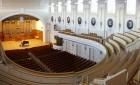 Большой зал Московской консерватории – один изсамых известных  концертных залов мира!