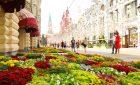 Фестиваль цветов в ГУМе!